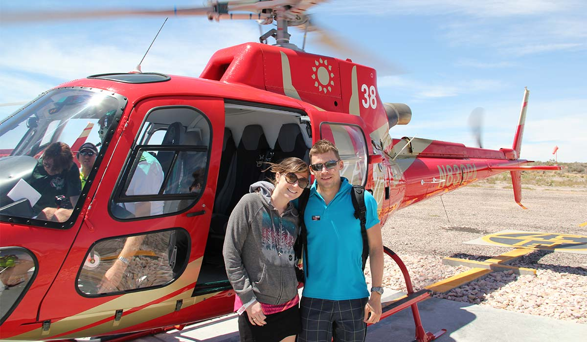 Aereo O Elicottero Grand Canyon : Tour in elicottero al grand canyon da las vegas