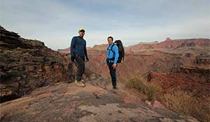 Escursione sul South Kaibab Trail nel Grand Canyon meridionale