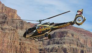 Tour in elicottero per il Grand Canyon da Las Vegas
